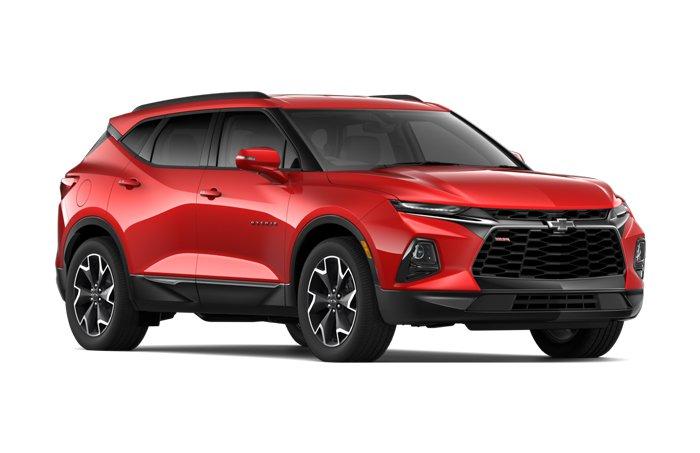 Best Auto Deals >> Best Car Lease For 2019 Chevrolet Blazer Best Auto Leasing